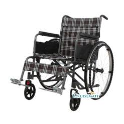 รถเข็นผู้ป่วย รถเข็นแมนนวลราคาถูกรุ่น CM-102ME-3